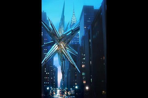 Superstar in New York